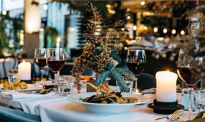 PARK Café Restaurant Amsterdam Food and Drinks Christmas